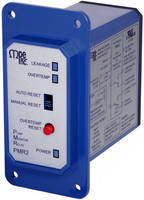 Pump Monitor Relay warns of over-temperature, seal leakage events.