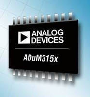 Digital Isolators target SPI communications applications.