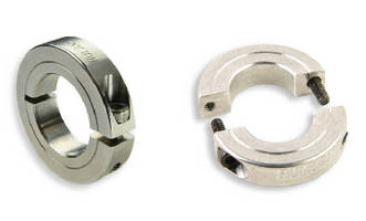 Thin Line Shaft Collars suit space-restricted applications.