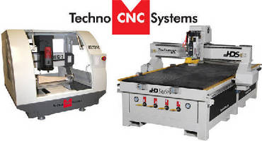 CNC Router targets high volume production shops.