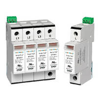 Surge Protective Devices offer ratings up to 690 Vac.