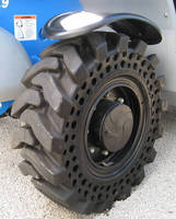 Semi-Pneumatic Tires suit industrial and OTR applications.