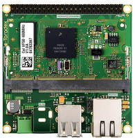 Carrier Board enables creation of custom industrial SBCs.
