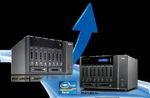 NAS Systems support SAS/SATA/SSD RAID expansion.
