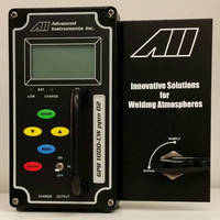 Portable PPM Oxygen Analyzer increases weld quality, productivity.