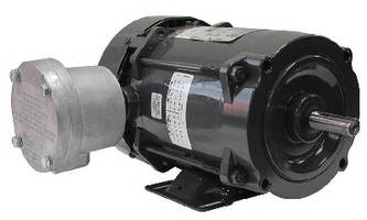 Explosion Proof Motors feature IP55 rating.