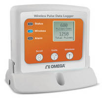 Pulse Datalogger features wireless 2-way communication.