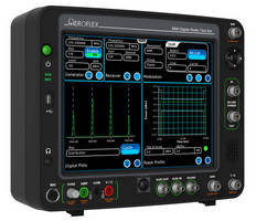 Analog/Digital Radio Test Set offers benchtop, in-field abilities.