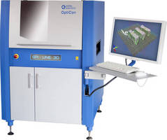 3D Inspection System is capable of sintering paste evaluation.