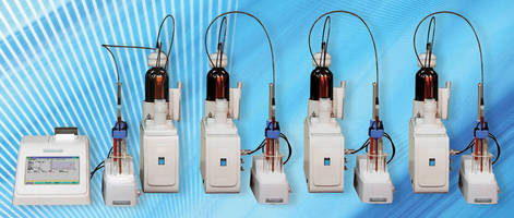 Potentiometric Titrator enhances vanadium redox flow batteries.