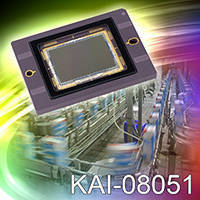 CCD Image Sensor offer optimal light sensitivity, read noise.