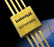 Radiation Hardened Voltage References suit satellite applications.