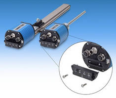 Linear Displacement Transducer has smart Ethernet technology.