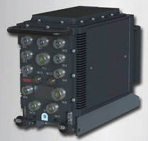 Rugged Mission Computer suits airborne platform applications.