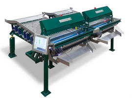 Digital Seed Corn Ear Sorter features high-capacity configuration.