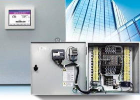 High Density Energy Metering System comes in NEMA 1 enclosure.