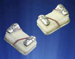 RF Chip Inductors are available with ceramic or ferrite cores.
