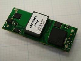 Wide Input 8th Brick DC/DC Converter exceeds 92% efficiency.