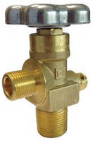 Industrial Gas Valve carries high pressure ratings.