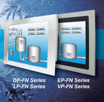 Touch Panel PCs offer wide temperature range.