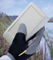 Handheld Enclosures are designed for outdoor electronics.