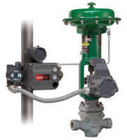 Digital Valve Controllers suit hostile environments.