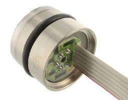 Media Isolated Pressure Sensor features headerless design.