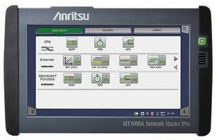 All-in-One OTN Tester enables full/multi-stage mapping.
