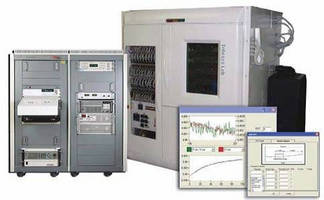 Power Semiconductor Test System is automated and fully integrated.
