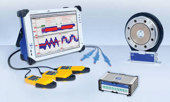Integrated Test System aids electric motor, inverter analysis.