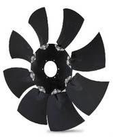 Modular Fan features swept-blade design.