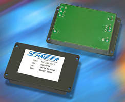 Isolated DC/DC Converters operate over -60 to +125°C range.