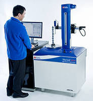 Precision Machine measures roundness, profile, and surface finish.