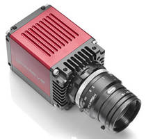 SWIR Camera suits industrial and scientific vision applications.