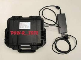 Rugged and Portable Power System serves remote field applications.