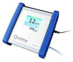 Digital Analyzer measures and monitors oxygen during welding.