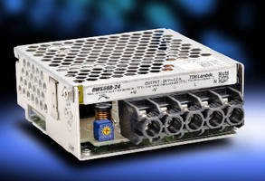AC-DC Power Supplies deliver 50 W.