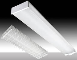 Vapor-Tight Linear LED Fixtures operate in harsh environments.