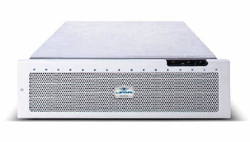 Networked Server suits SMB shared storage applications.