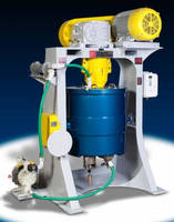 Batch Attritor can accommodate processing of specialty ceramics.