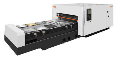 Laser Cutting Machine offers automated setup features.