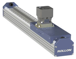 Rack and Pinion Actuator suits vertical/long-stroke applications.