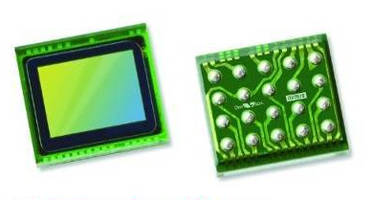 Image Sensor brings VGA video to consumer applications.