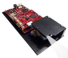 Evaluation Module suits video and data display applications.