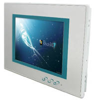 HMI Touch Panel PC supports smart building management.