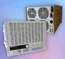 Electronic Load offers 1,000 V high voltage capability.
