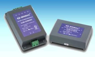 AC/DC Power Supplies carry industrial and medical approvals.