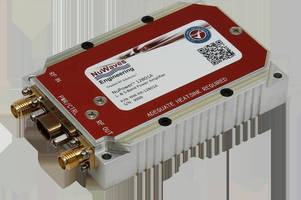 Watt L- & S-Band RF Power Amplifier Module