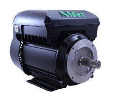 Ie4 Rated Ec Motor Features Integrated Vfd