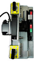 Remote Switch Actuator works with Allen Bradley circuit breakers.
